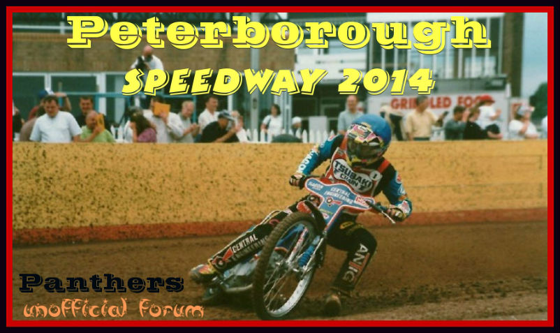 Peterborough Speedway  fans forum, the good one!