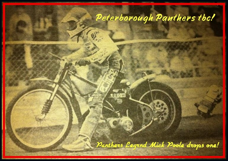 Peterborough Speedway  fans forum, the good one - IMHO!